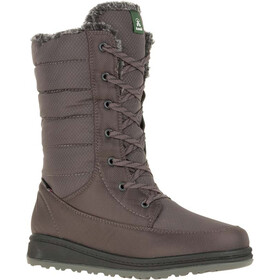 Kamik Bailee Botas Invierno Mujer, charcoal-charbon